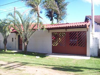 Maravilhosa Casa Lado Praia Em Itanhaém!!ref.: 5723