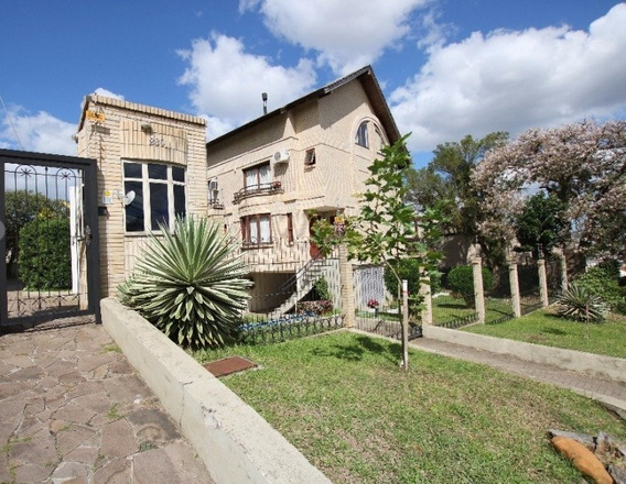 Casa Condomínio Em Cristal Com 6 Dormitórios - Lu266214