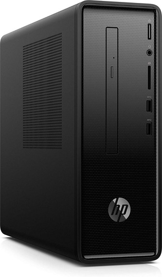 Desktop Hp Slim Intel Celeron G4900 3.1gh 4gb 500gb Hd Win10