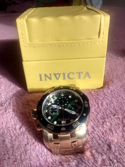 Relógio Invicta Pro Diver 0075 - Gold