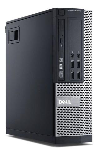 Pc Cpu Dell Optiplex 9020 Core I5-4570 16gb 500gb Win10 Novo