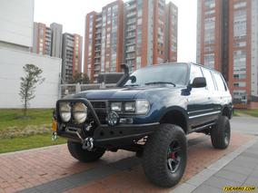 Toyota Burbuja Autana Fzj Mt 4.5
