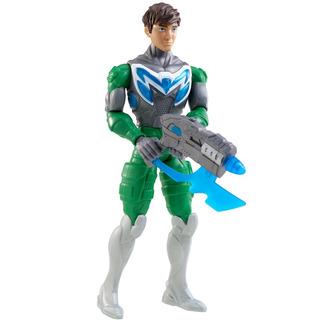 Muñeco Max Steel Con Accesorios Mattel Envío Full (6261)