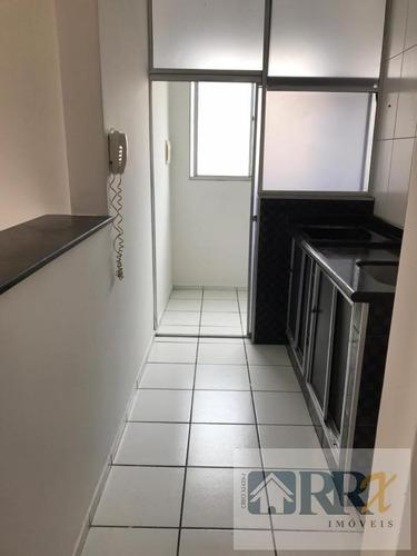 Apartamento Para Venda Em Suzano, Vila Figueira, 2 Dormitórios, 1 Banheiro, 1 Vaga - 48_2-1041758