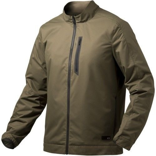 Jaqueta Impermeável Oakley City Performance Jacket Verde G