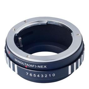 Anel Adaptador De Lente Sony Alpha P/ Dslr Sony Nex E-mount