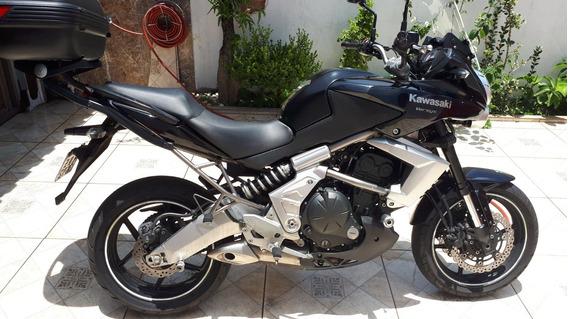 Versys 650cc 2010 Ótimo Estado Baixa Km Com Acessórios
