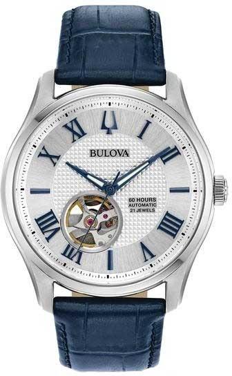 Relógio Bulova Masculino Automático 96a206