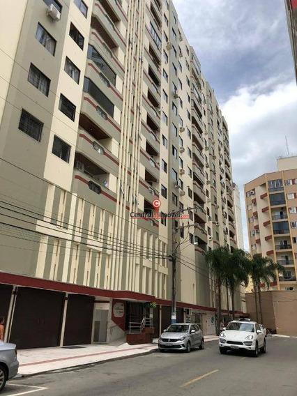 Apartamento Com 2 Dormitórios À Venda, 86 M² Por R$ 650.000,00 - Centro - Balneário Camboriú/sc - Ap1729