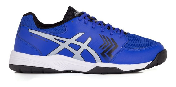 Zapatilla Asics Tenis Hombre Gel Dedicate 5 A Azul Ras