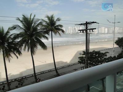 Apartamento Para Locação - Praia Das Pitangueiras, - Guarujá. - Ap4203