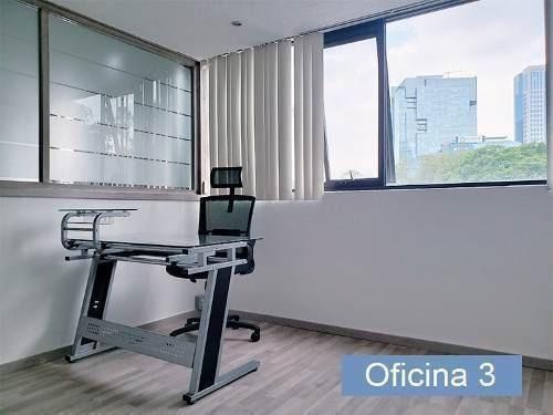 Oficinas En Renta Amueblada 8m2,crédito Constructor, Manacar