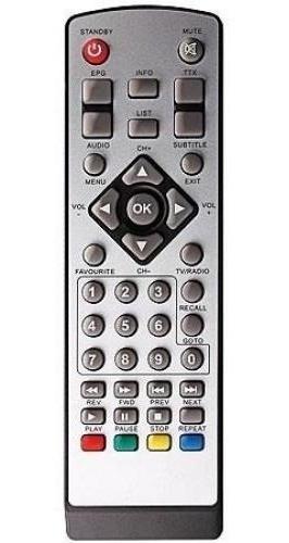 Controle Remoto Receptor Digital Lb Sat Lbhd30 Retire Rj