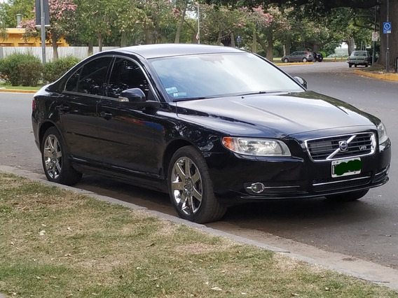 Volvo S80 4.4 V8 315hp At Pack Luxury 2009