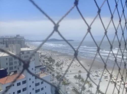 Imagem 1 de 8 de Apartamento Frente Ao Mar Com 1 Quartos Em Praia Grande 7461