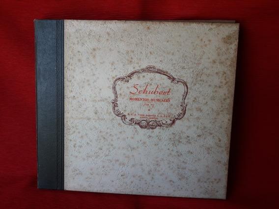 Discos De Pasta - Schubert - Op 94 - 3 Discos.