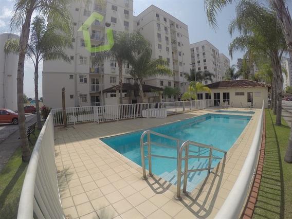 Aluguel - Apartamento 02 Quartos No Agora - Nova Iguaçu