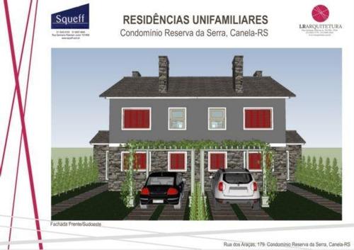 Casa Com 3 Dormitórios À Venda, 190 M² Por R$ 1.200.000,00 - Reserva Da Serra - Canela/rs - Ca0051