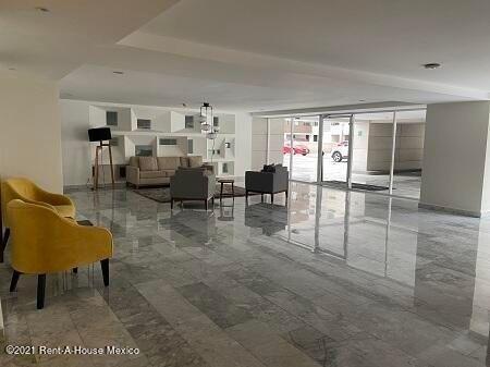 Imagen 1 de 14 de Departamento En Renta Entorno Residencial Av Mexico Cuajimalpa