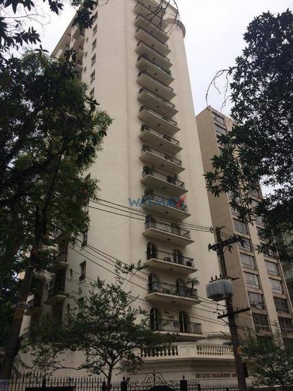 Apartamento Com 4 Quartos À Venda - Higienópolis - São Paulo/sp - Ap0052