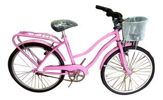Bicicleta Playera Rodado 24 Full // Richard Bikes
