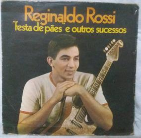 Lp Reginaldo Rossi Festa De Pães E Outros Sucessos