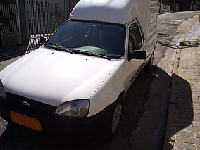 Ford Courier 1.6 L Flex 2p,2012,completa (ar, Dir) 1.6.revis