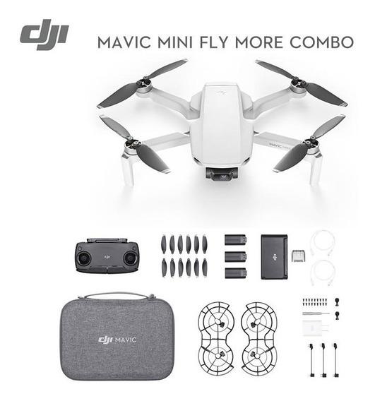 Drone Dji Mavic Pro Mini Combo Fly More - Pronta Entrega
