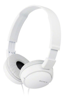 Auriculares Sony ZX Series MDR-ZX110AP blanco