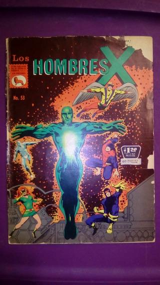 Los Hombres X No. 53 La Prensa