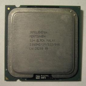 Intel Pentium 4 - 3,06ghz 1m/fsb 533/04a/socket Lga 775