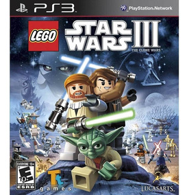 Jogo Lego Star Wars 3 (usado) Ps3