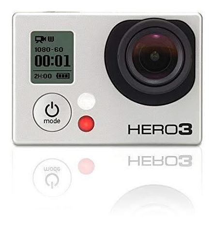 Câmera Digital E Filmadora Gopro Hero3 White Edition Chdhe-3
