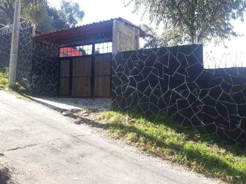 Se Vende Casa De Campo En Ajusco
