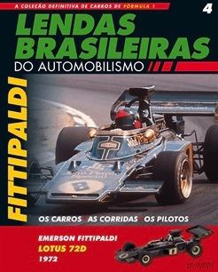 Lendas Do Automobilismo Brasileiro F1 Eaglemoss Diversas
