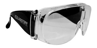 Gafas De Seguridad Proteccion Transparentes Lusqtoff Lentes
