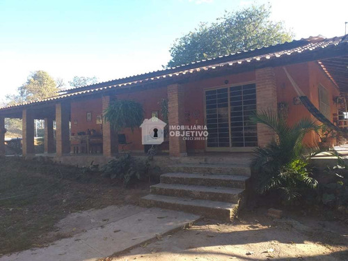 Chácara Com 3 Dorms, Centro, Vargem Grande Do Sul - R$ 600 Mil, Cod: 4097 - V4097