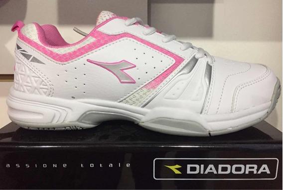 Zapatillas Diadora Mujer Tenis Padel