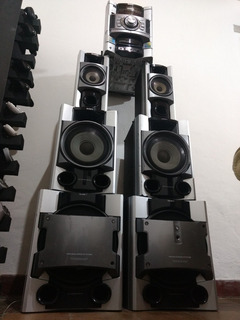 Sony Genezi 6 Parlantes 9200w Pmpo/1370w Rms. + Equipo A Rep