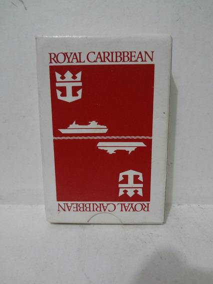 Baralho Coleção Royal Caribbean - Navios Maritimo
