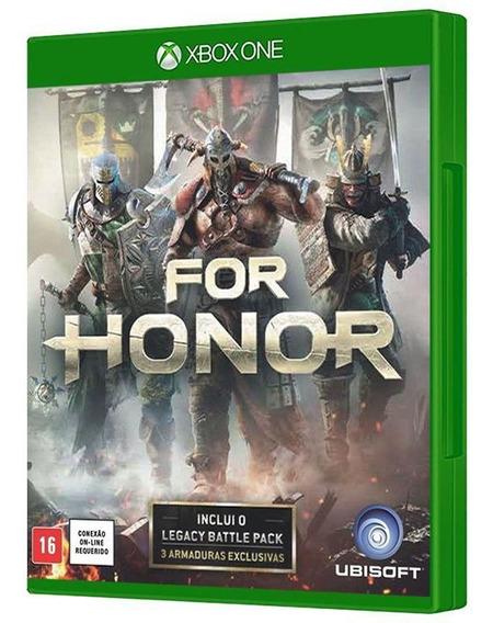 For Honor: Limited Edition Xbox One - Mídia Física E Lacrada