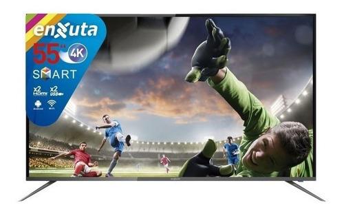 Tv Led Enxuta 55  Smart Ultra Full Hd 4k Megastore Virtual