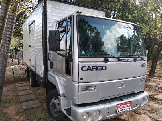 Ford Cargo 815 - 2006 (bau 5,5 Metros)