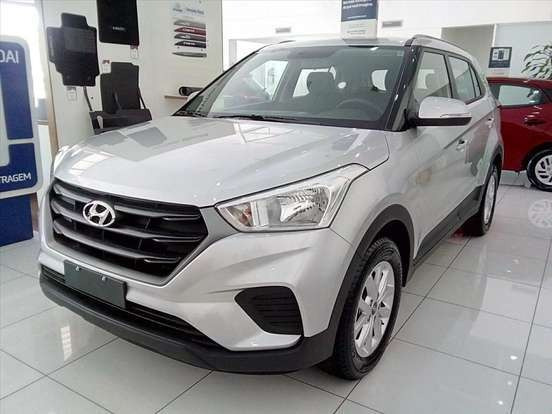 Hyundai Creta 1.6 16v Flex Smart Automático 2020