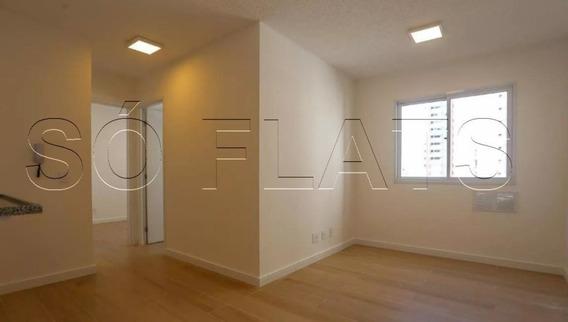 Apartamento Para Venda Sem Mobília Na Região Da Consolação - Sf27011