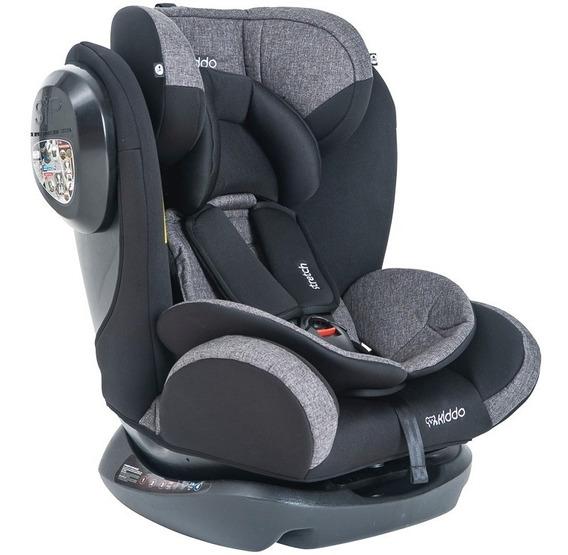 Cadeira Infantil Para Carro 0 A 36kg Kiddo Stretch Preta