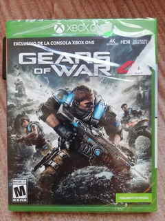 Gears Of War 4 Xbox One - The Unit Games