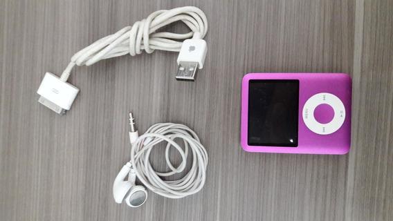 iPod Nano 8gb 3° Geração