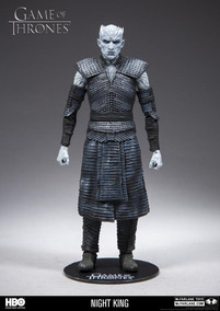 Action Figure Rei Da Noite - Game Of Thrones Mcfarle Toys