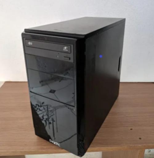 Desktop Pc Intel Pentium Ddr2 2gb Ram Hd 160gb